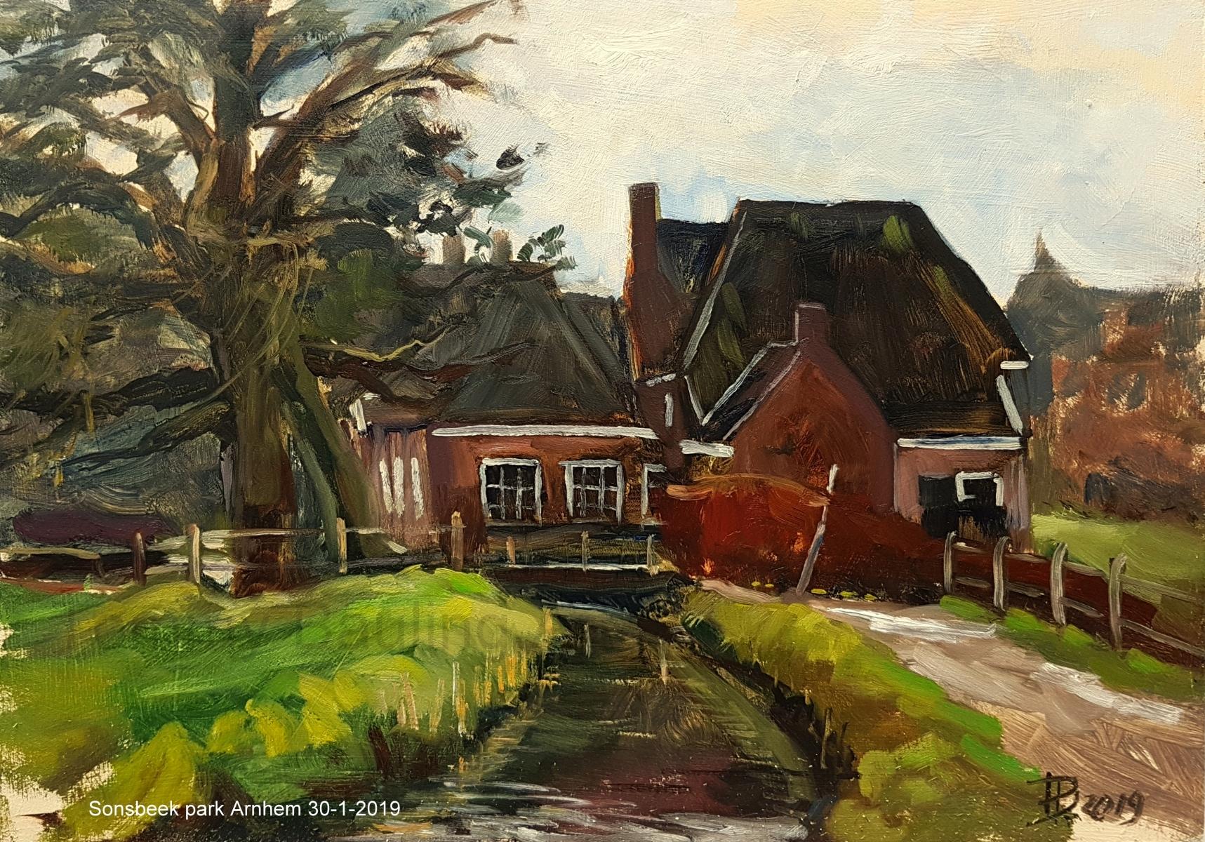 Arnhem-Sonsbeek-park-30-1-2019