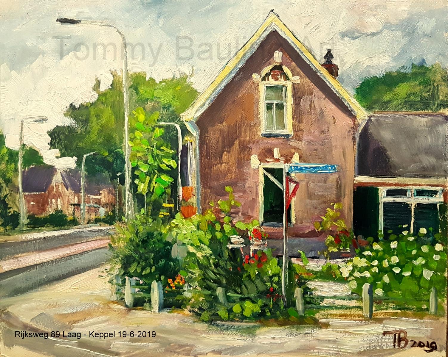 Laag-Keppel Rijksweg 89 - Tommy Bauling